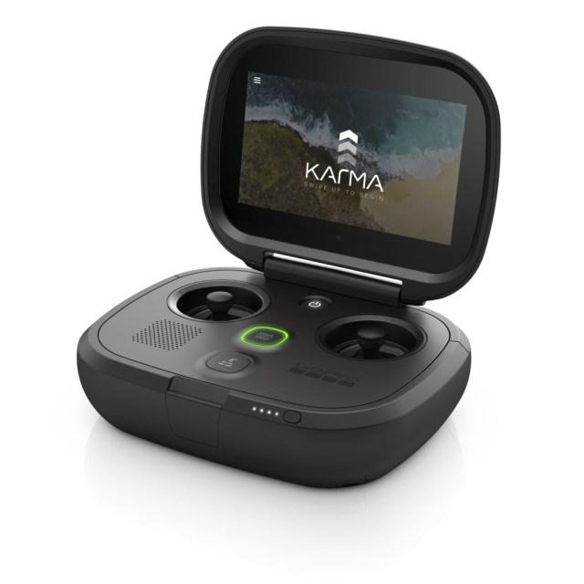 Karma Drone Gopro 1