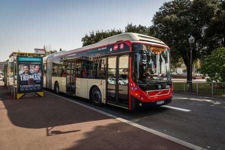 Autobús urbano de Barcelona
