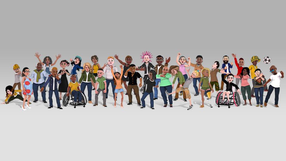 La actualización de octubre de Xbox One ya está aquí: nuevos avatares, soporte a Dolby Vision y Amazon Alexa