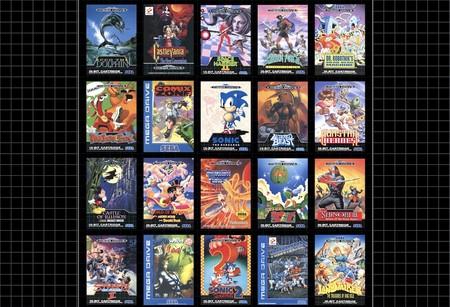 Mega Drive Mini Juegos