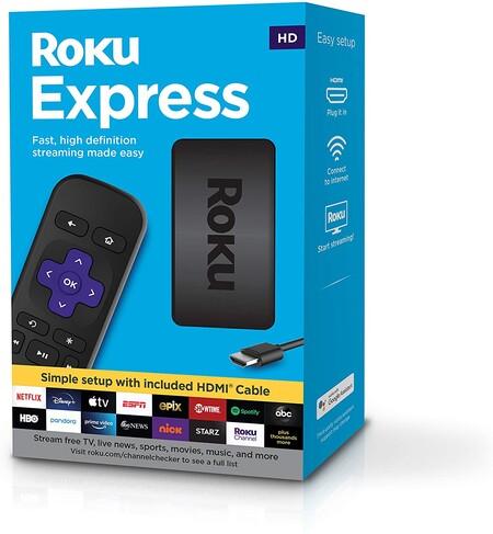 Roku Express de oferta en México