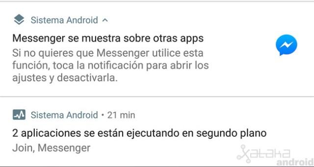 Notificaciones Persistentes Android Oreo