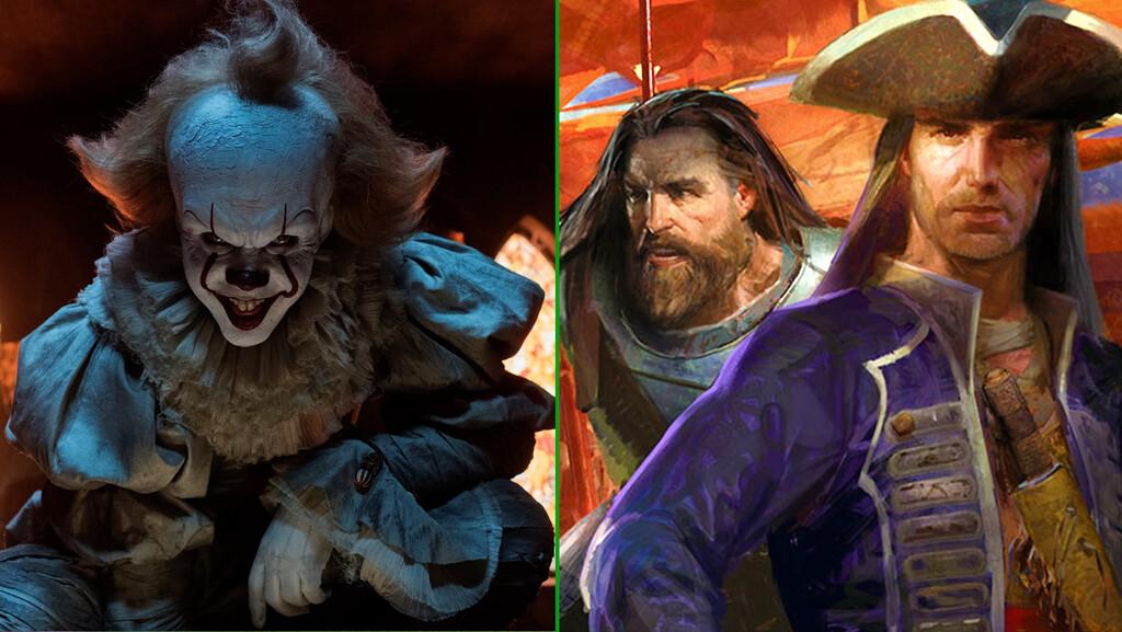 Series, películas y videojuegos para pasar el fin de semana: 'Dunkerque', 'Eso' y 'Age of Empires III: Definitive Edition'