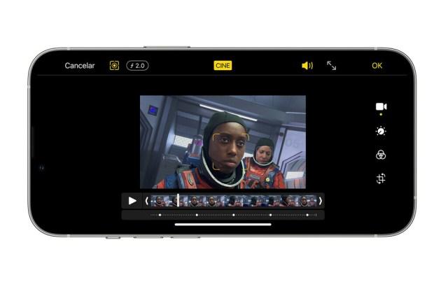 Apple aclara cómo funciona su manera cine y cómo exprime al máximo la potencia del <stro data-recalc-dims=