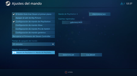 Configuracion Mando Ps4 Steam