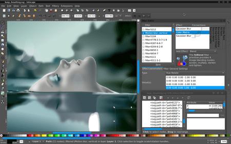 Inkscape 0 48 Blur