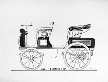 Diseño del P1 de Jacob Lohner