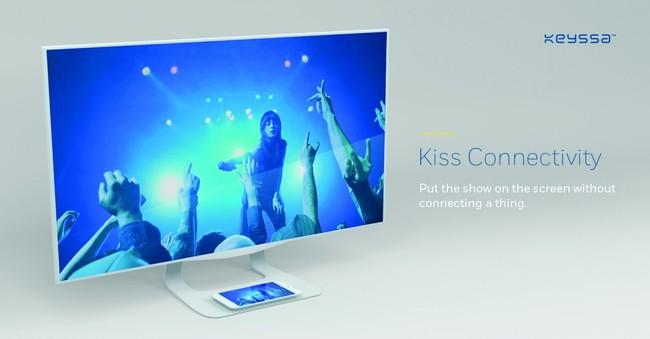 Permalink to 'Kiss', la conexión inalámbrica que promete transferencias de hasta 5 Gbps estrena el apoyo de Samsung y Foxconn