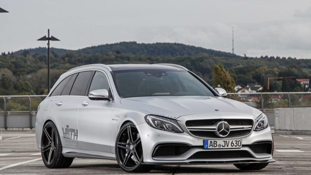 Väth Mercedes-AMG C 63