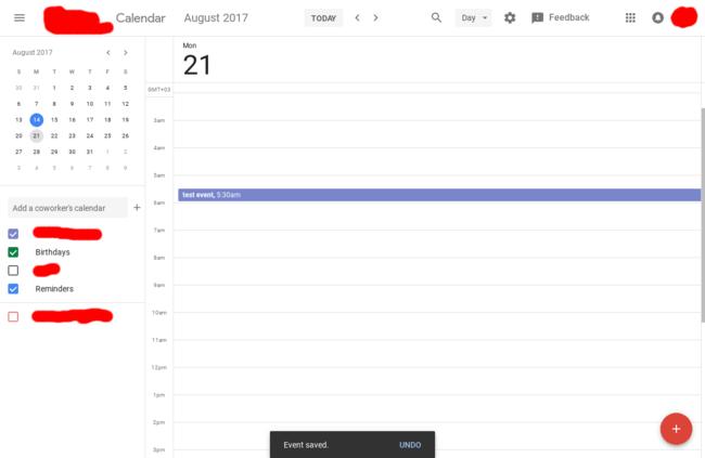 Google Calendar Nuevo Diseno 3
