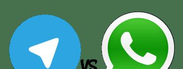 Telegram vs WhatsApp: en qué se parecen y en qué se diferencian ambas aplicaciones