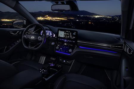 New Hyundai Ioniq Electric Interior 2