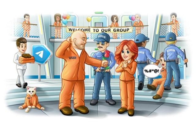 Cómo buscar grupos y canales en Telegram
