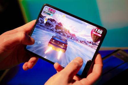Samsung Galaxy Fold Abierto Juegp