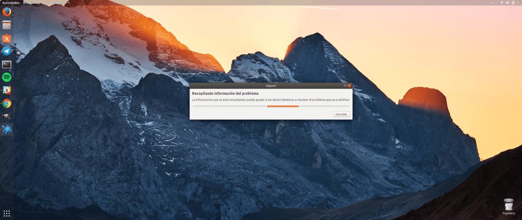 Errores Ubuntu 17 10