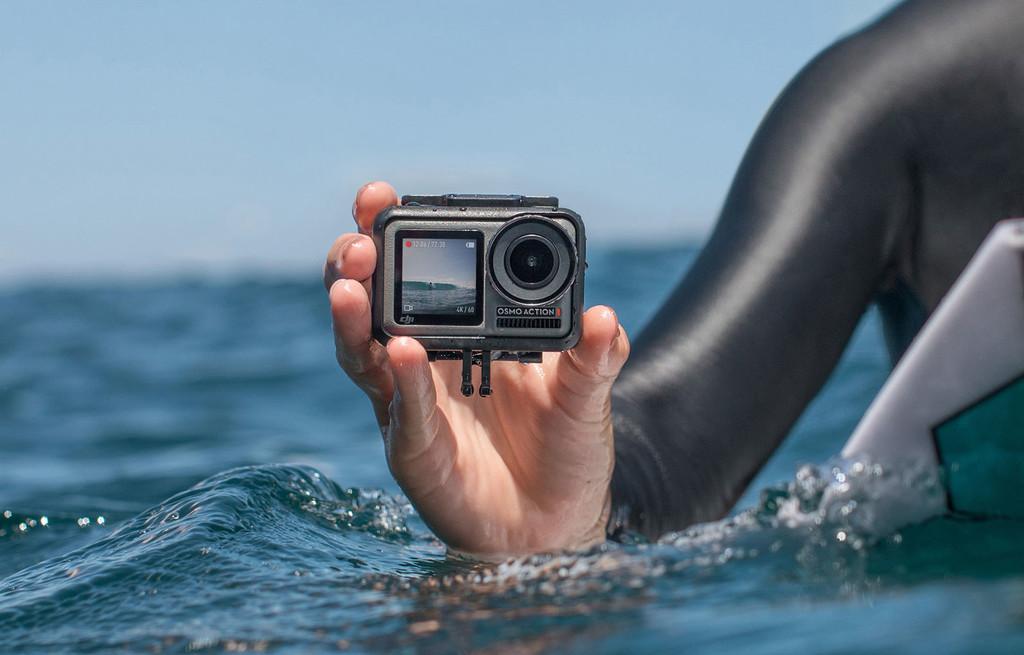 Permalink to DJI Osmo Action: doble pantalla y 4K para la inmersión de DJI en el mundo de las cámaras de acción