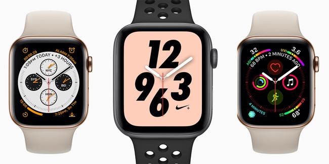Permalink to Apple Watch Series 4: más grande, con más pantalla y con electrocardiograma integrado