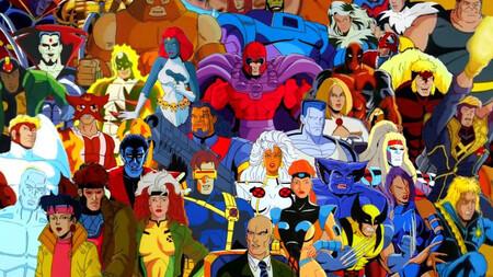 X Men Serie Animada Reboot Disney
