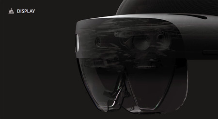 Hololens 2 Display