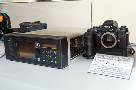 Kodak Dcs System And Nikon F3