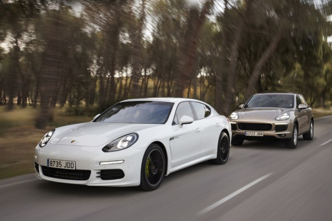 Porsche E-Challenge 2