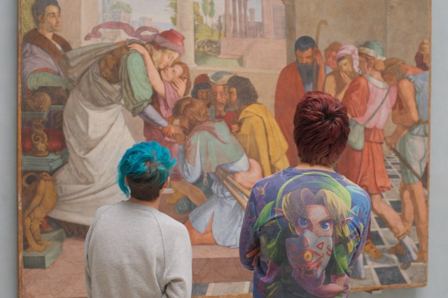 People Matching Artworks Stefan Draschan 6