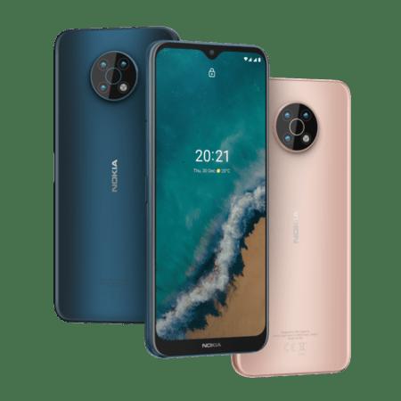 Nokia G50 Colors