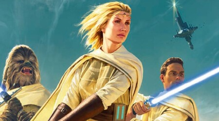 Portada Star Wars High Republic Light Of The Jedi Novela 202101251609