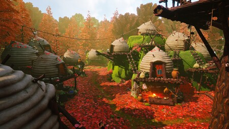 Aunes 007 001 Goblin S Village