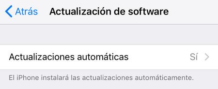 Ios 12 Actualizaciones Automaticas