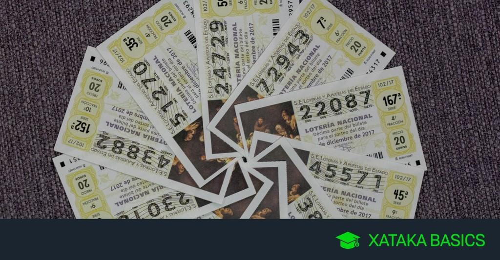 Lotería Navidad 2018: comprobar décimos premiados y números de la pedrea online y en el móvil
