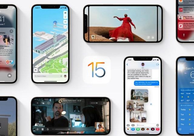 iOS 15 llega hoy: así podréis actualizar tu <stro data-recalc-dims=