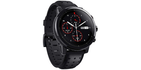 The Amazfit Stratos 2s sports smartwatch is on sale at Amazon reduced to 119.99 euros, its historical minimum price