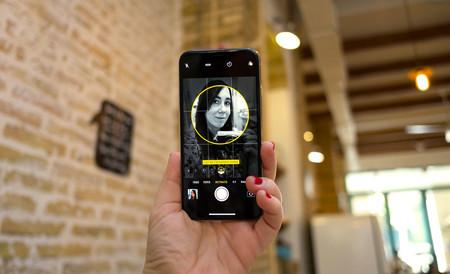 Iphone X Modo Retrato Frontal