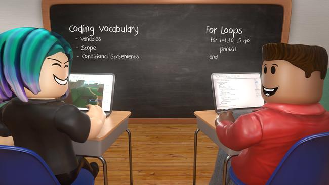 Roblox education