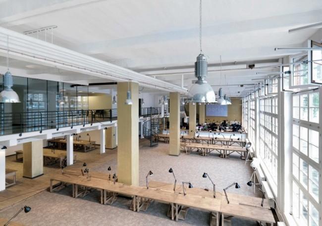 Espacios Para Trabajar Las Oficinas De Aeria Games En Berln