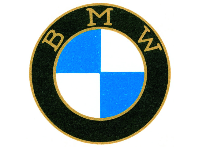 Logo Bmw 1918