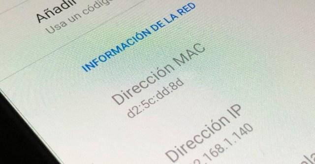 Qué es la dirección MAC de la WiFi de tu terminal y cómo cambiarla si tienes <stro data-recalc-dims=