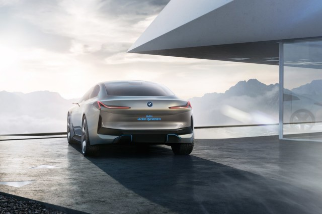 BMW i Visión Dynamics
