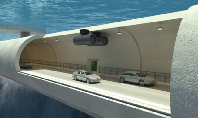 Norway Underwater Tunnel 02 1020x610