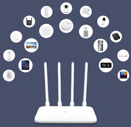 Router Xiaomi℗ 02