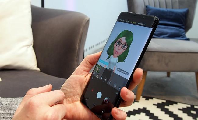 AR Emojis Samsung® Galaxy S9