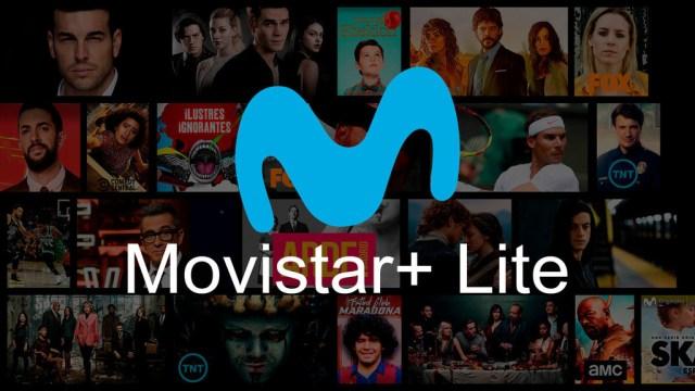Movistar+ Lite gratis(free) para clientes y no clientes durante un mes(30dias) por el coronavirus: inventario y cómo activarlo