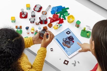 Los nuevos LEGOS de Mario Bros. ya se pueden comprar en México