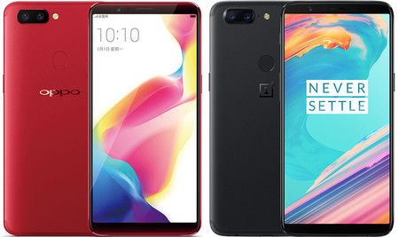 If history does not lie, the OnePlus 6 will be identical to the Oppo R15, 'notch' protagonist