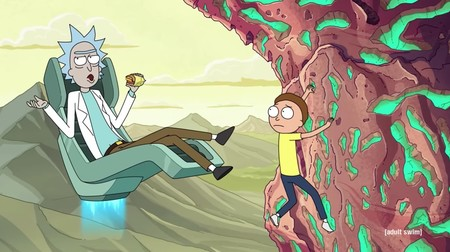 Rick Y Morty5