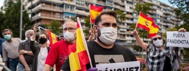 España ya era el país más polarizado de Europa. El coronavirus sólo está agrandando la brecha