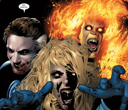Fantastic Four Earth 2149 From Ultimate Fantastic Four Vol 1 22 0001