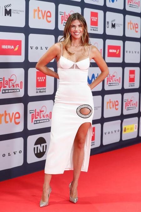 Premios Platino 2021 Stephanie Cayo