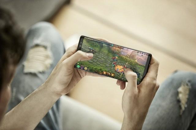 Samsung Galaxy℗ Note 8 y la autonomía